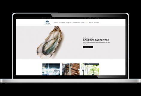 Boutique en ligne : Pierrot Coquillages